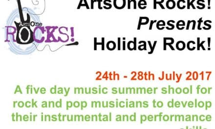 Summer school for potential rock and pop musicians