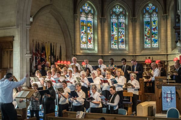 Handel's Messiah to be performed at Trinity Church