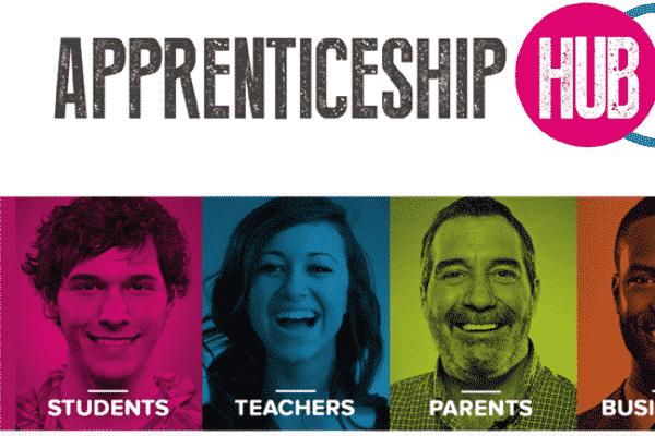 Apprenticeship hub promoting wide range of opportunities