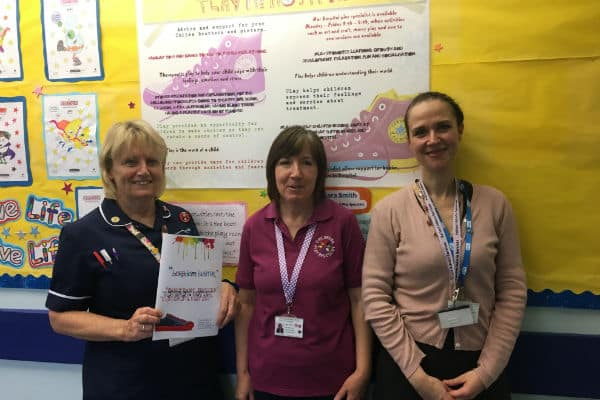 Hospitals working together to support young people who may self harm