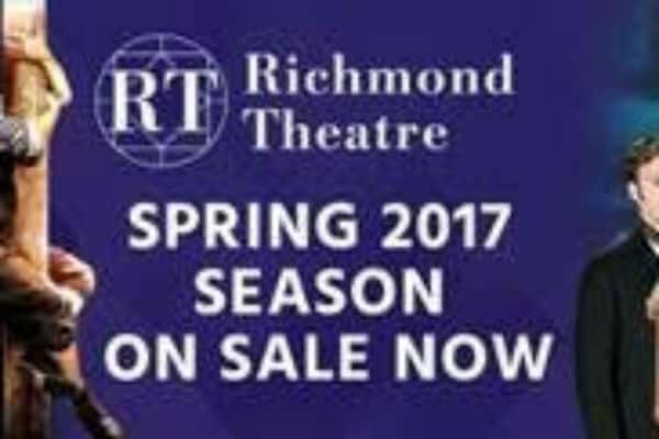 Impressive line up announced by Richmond Theatre for new season