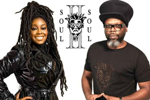 SOUL II SOUL back and playing in Brixton