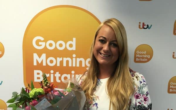 Midwife Lydia is a Good Morning Health Star