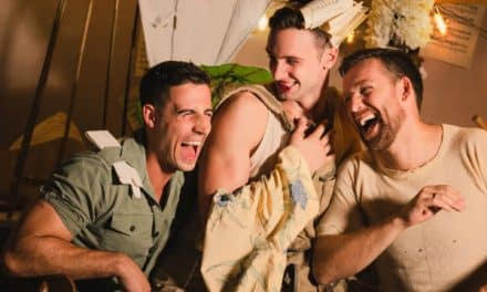 All male tour of The Mikado coming to theatre in May