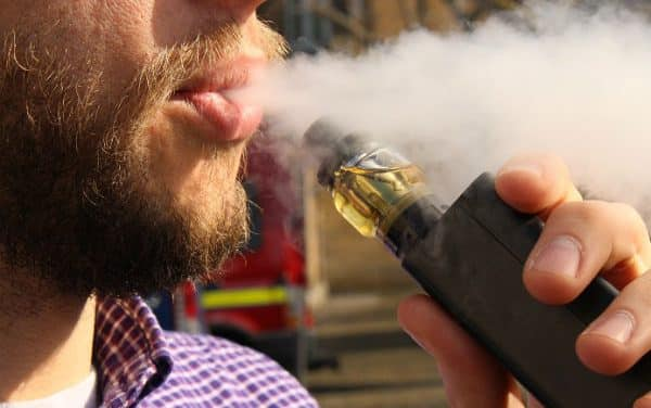 """Switch to """"vaping"""" and reduce risk of dying from fire"""