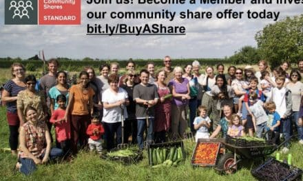 Help Sutton Community Farm to build a barn!