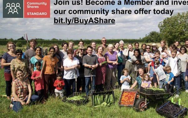 Help Sutton Community Farm to build a barn!