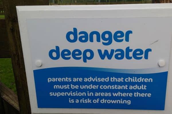 Fire chiefs warn of water dangers