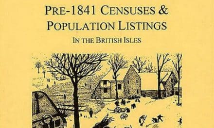 East Surrey Family History meeting looking at Early British Censuses