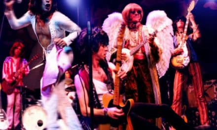"The ""ghost"" of Brian Jones part of Boom Boom Club's latest show"