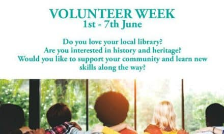 Love your local library? Then why not volunteer to help