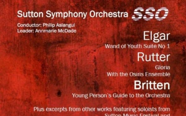 Sutton Symphony Orchestra's youthful summer concert