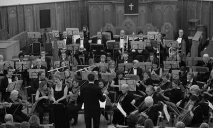 """Youthful"" summer concert from the excellent Sutton Symphonhy Orchestra"