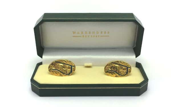 Warrenders jewellers provide gifts for winning connections of The Investec Derby Stakes