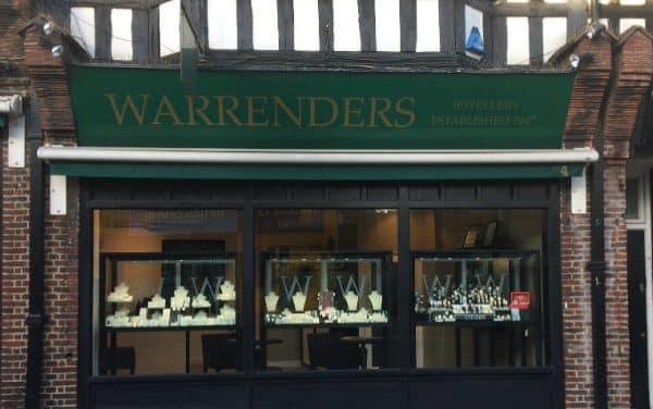 Family run jewellery store celebrates 70 years in the borough