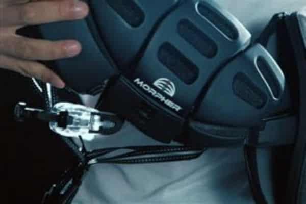 Sir Andy Murray backs flat folding bike helmet