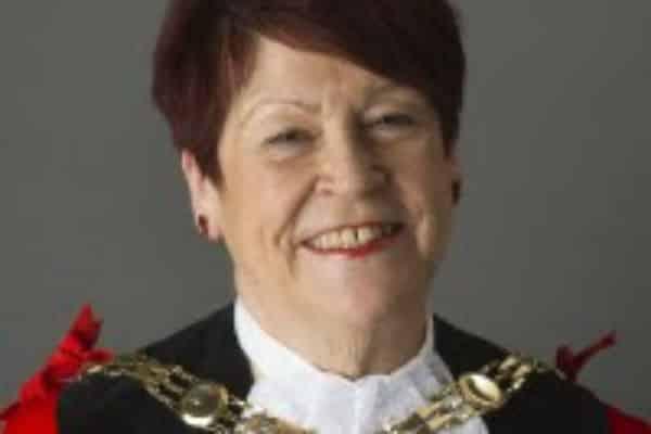 Borough's new mayor announces her chosen charities