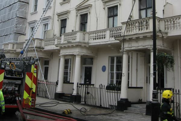"Huge fine for management company for ""potentially lethal"" flat blaze"