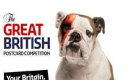 Chance to enter the Great British Postcard competition