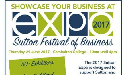 Chance to showcase your business at 2017 Sutton Expo