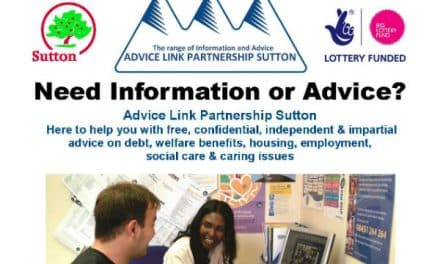 Essential advice on debt from Citizens Advice Sutton