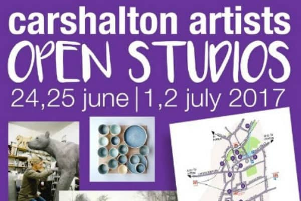 Glorious CAOS in Carshalton as they produce open studio festival