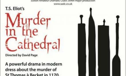 Murder in the Cathedral – taking place in Wallington church