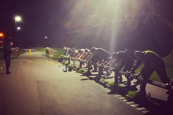 Free Beddington park run is back