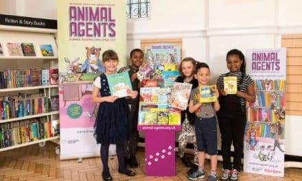 Youngsters urged to sign up and take part in six book summer reading challenge