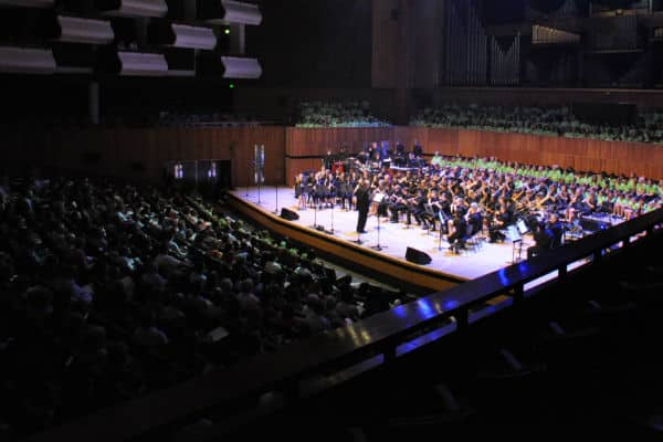 More than 800 children and young people perform at Royal Festival Hall