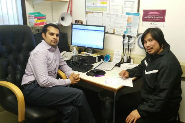 Sutton residents have more choice in GP and nurse appointments