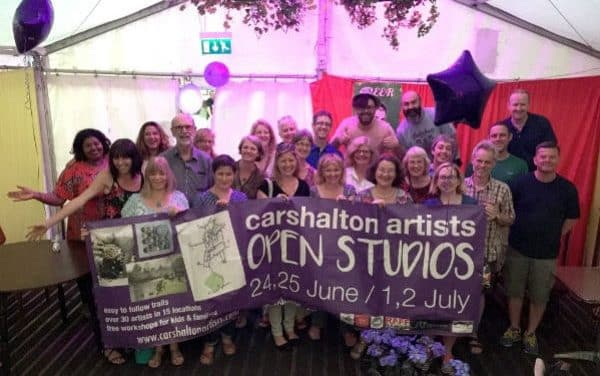CAOS is huge success with thousands visiting Carshalton sites