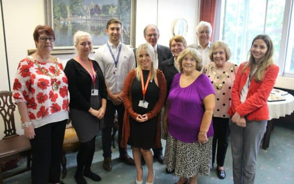 Charities receive share of £26,000 raised during last year's mayoral appeal