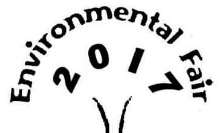Volunteering for the Carshalton Environmental Fair