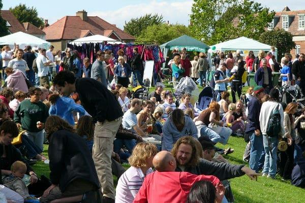 Enjoy a fabulous day out at Carshalton Environmental Fair