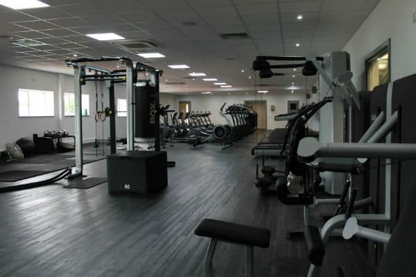 Help to celebrate opening of new Better Sutton Sports village's gym refurbishment