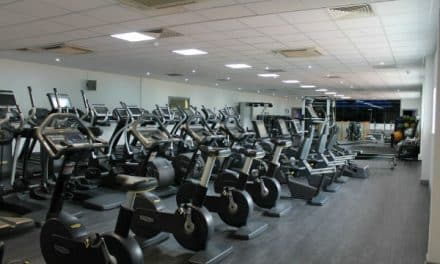 Sutton Sports Village gym offers solution to keeping 11-15 year olds active