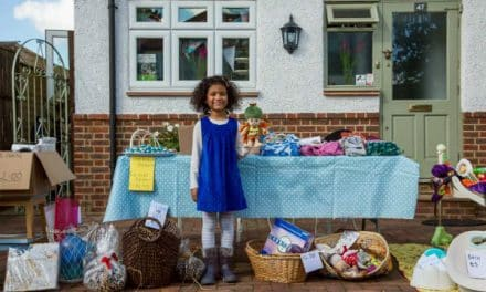 Take the Riverside Jumble Trail on Sunday
