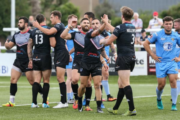 London Rugby league team match saved by last minute sponsor