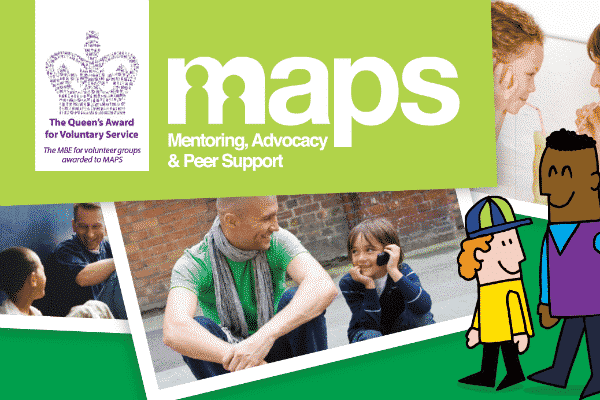 MAPS is looking for local heroes who can spare a couple of hours a week