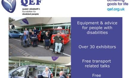 QEF mobility services annual charity mobility event to take place in October