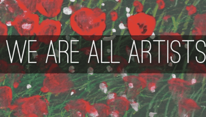 We Are All Artists: A free community art workshop and exhibition in Wallington