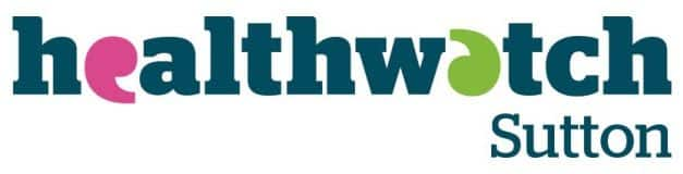 Can you run a grassroots event to help Sutton Healthwatch get views on health service