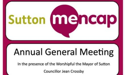 Sutton Mencap announces date of annual meeting