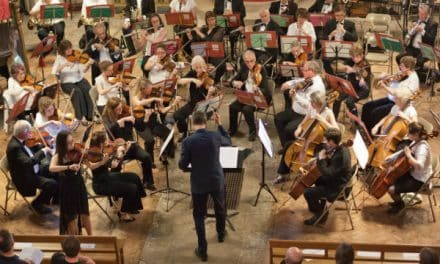 "Sutton Symphony Orchestra feature composers ""seemingly under the influence"""