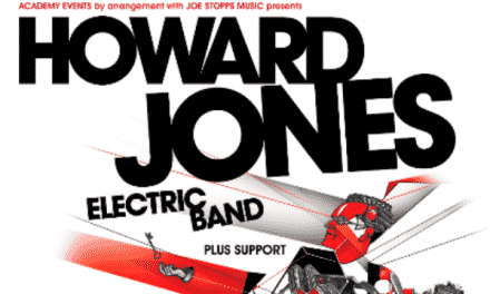 Howard Jones returns to UK in November after tour of USA
