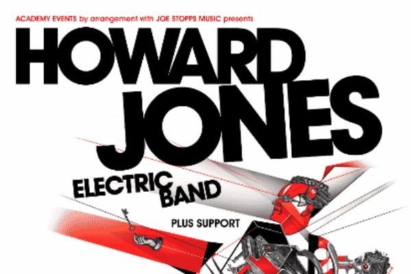 Howard Jones returns to UK in November after tour of USA