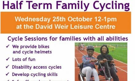 Half term cycling for families of all abilities