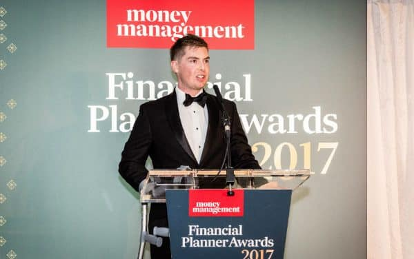 Mazars' Andy Springford named Financial Planner of the Year at the Money Management Awards