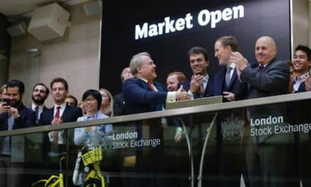 """MP attends stock exchange launch for """"dockless"""" bicycles"""